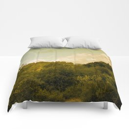 If nature could paint Comforters