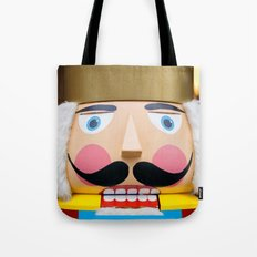nutcracker king Tote Bag