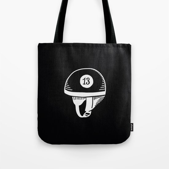 Old helmet - 13 Tote Bag