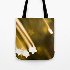 Bokeh of Stars Tote Bag