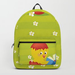 Easter chick Backpack