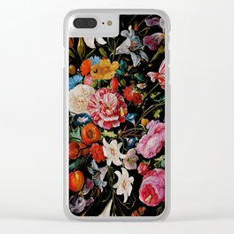 Night Garden XXXVI Clear iPhone Case