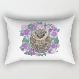 Petunia Hates Everyone Rectangular Pillow