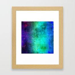 Abstract Coding Framed Art Print