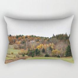 Countryside Farm Rectangular Pillow