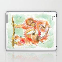 Orangutans Laptop & iPad Skin