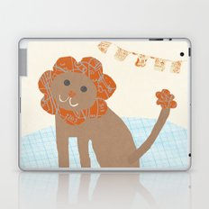 lion collage Laptop & iPad Skin