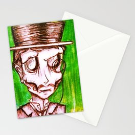 Monocle, Ghoul #2. Stationery Cards