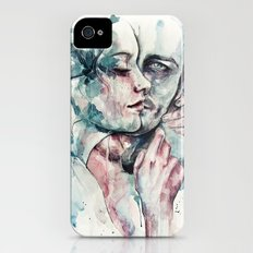 forever yours freckles Slim Case iPhone (4, 4s)