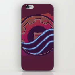 Sounds Perfect iPhone Skin