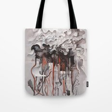 The Unfurling Dreamer Tote Bag