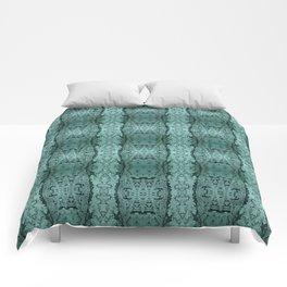 Ice Mandala Pattern Comforters