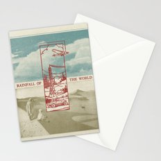 Rainfall of the World Stationery Cards