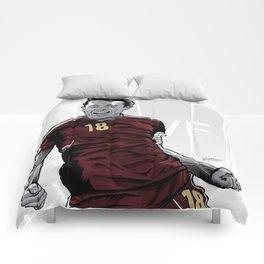 Juan Arango Vinotinto - Trinchera Creativa Comforters