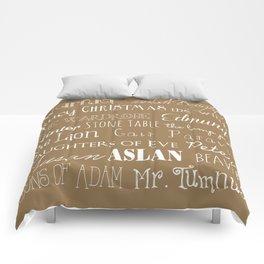Narnia Celebration - Tortilla Comforters