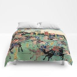 Battle of Kawanakajima Comforters