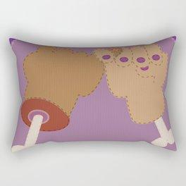 Pinky Swear - Till Death Do Us Part Rectangular Pillow