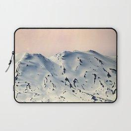 Mount St. Helens at Sunset Laptop Sleeve