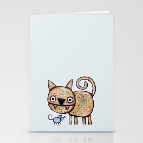 Secret meeting Stationery Cards