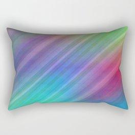Multicolored lines no. 4 Rectangular Pillow