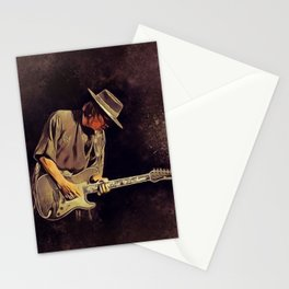 Stevie Ray Vaughan, Music Legend Stationery Cards