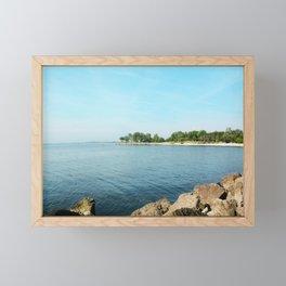AFE Ashbridges Bay Framed Mini Art Print