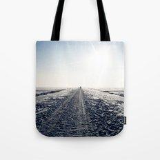 Frozen Land Tote Bag