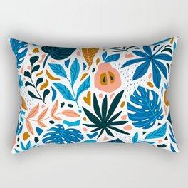 Paradise fruit Rectangular Pillow