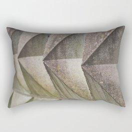Stone points Rectangular Pillow