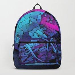 Gem Stones & Sage Backpack