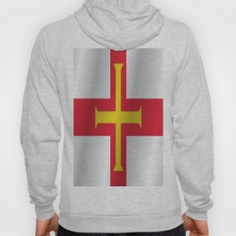 Flag of Guernsey Hoody