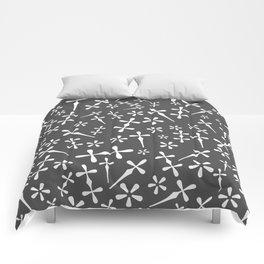 Footnotes Garamond Comforters
