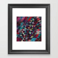 Life Colors Framed Art Print