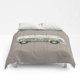 Hippie van Comforters