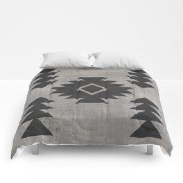 Aztec Tribal Comforters