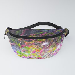 Magic Butterfly Fanny Pack