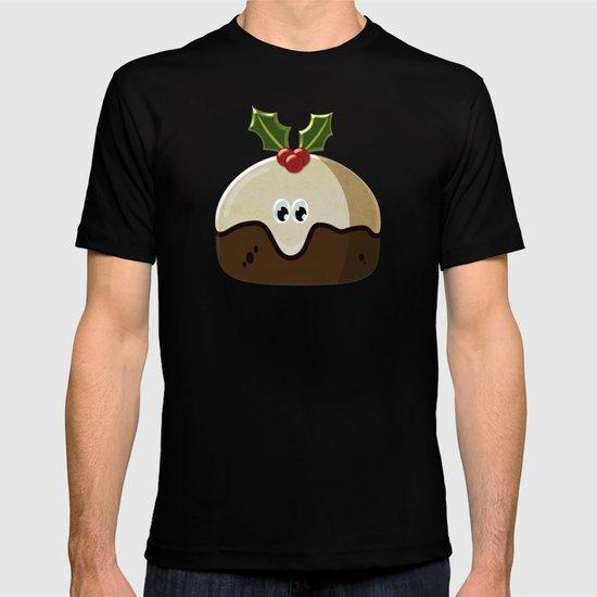 Christmas pudding T-shirt
