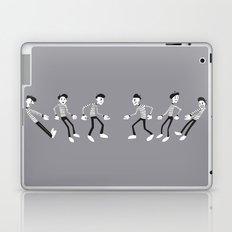 Mime VS Mime: Tug Of War Laptop & iPad Skin
