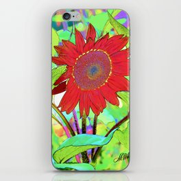 Sunflower Brillance iPhone Skin