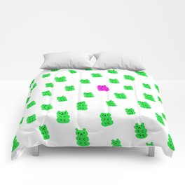 Gummy Bears Apple Flavor Comforters