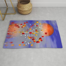 little candy tree -2- Rug