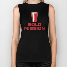 solo mission Biker Tank