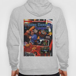 Video Game Trader #28 Cover Design Hoody