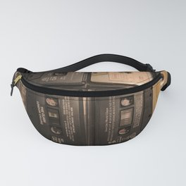 The Mixed Tape Project Fanny Pack