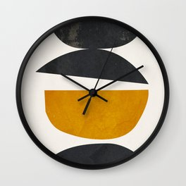 abstract minimal 23 Wall Clock