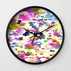 Rose Ann Wall Clock