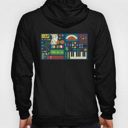 Magical Music Machine Hoody