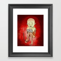 Beginning Framed Art Print