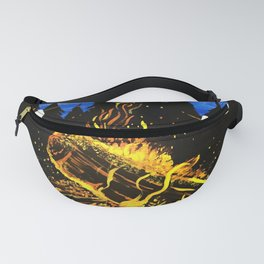 Camp Fire Fanny Pack