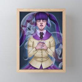 Divine Protection Framed Mini Art Print